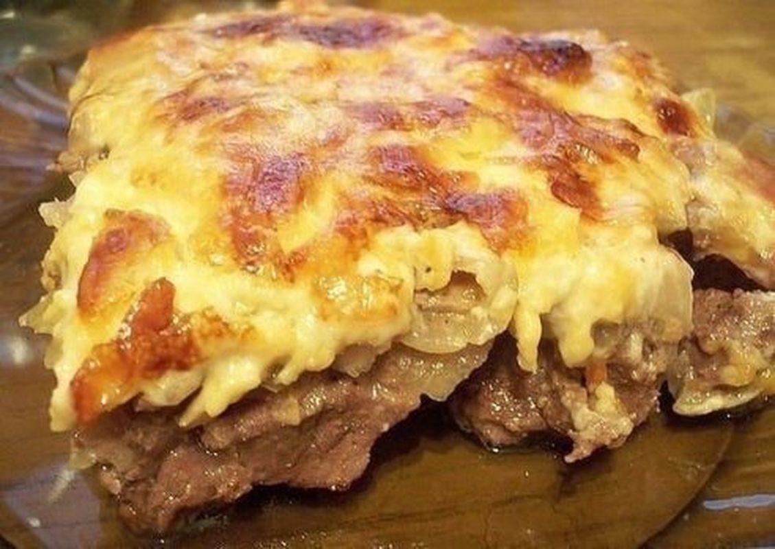 мясо по-капитански в духовке с картошкой быстро эффективно отводит