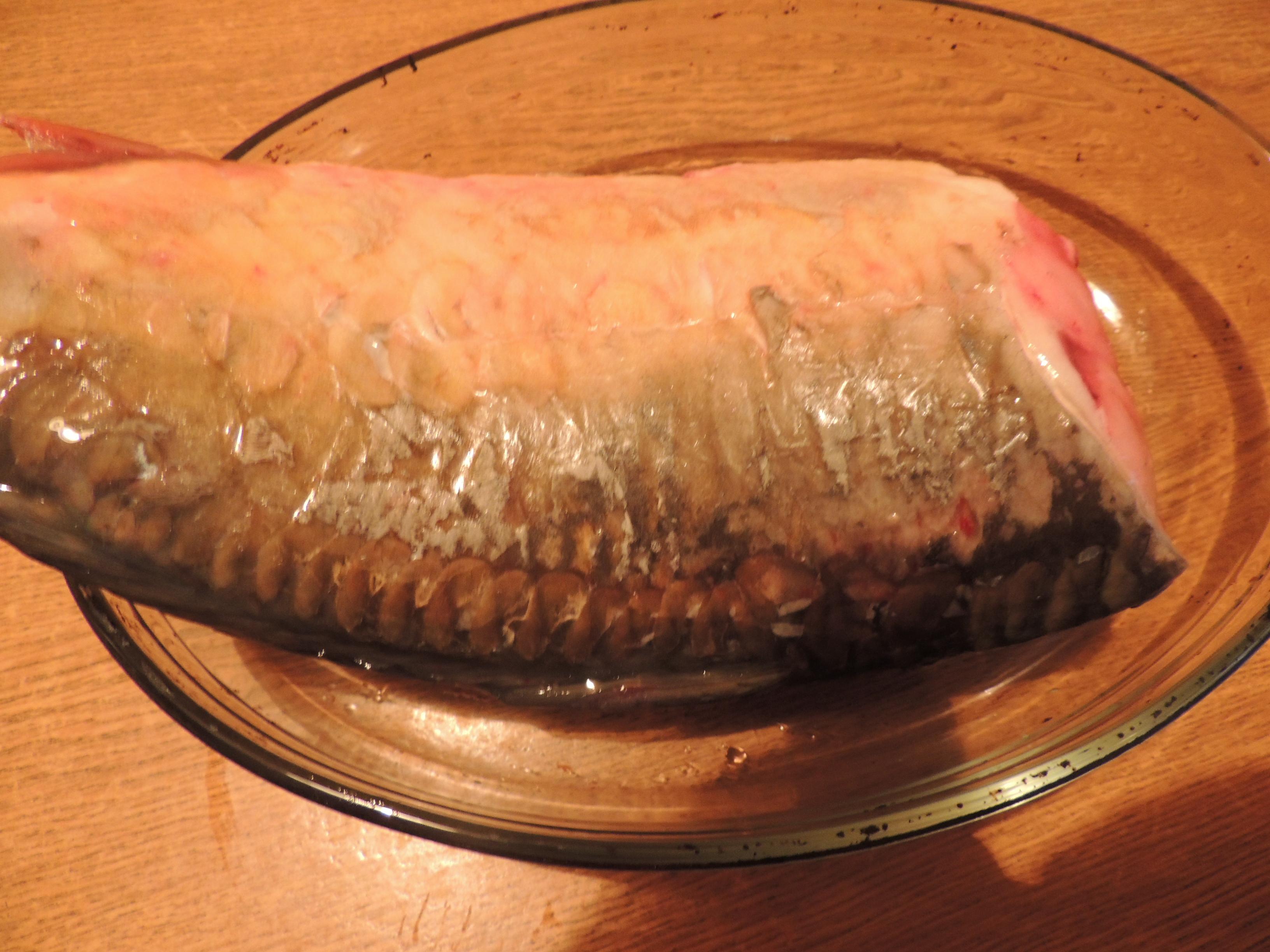 Фаршированная горбуша рецепт с фото пошагово. Как приготовить 11