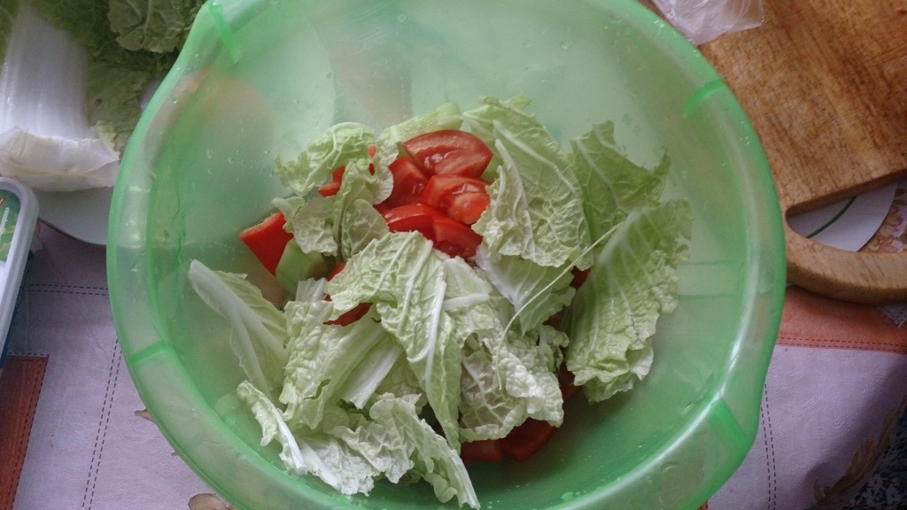 греческий салат 9