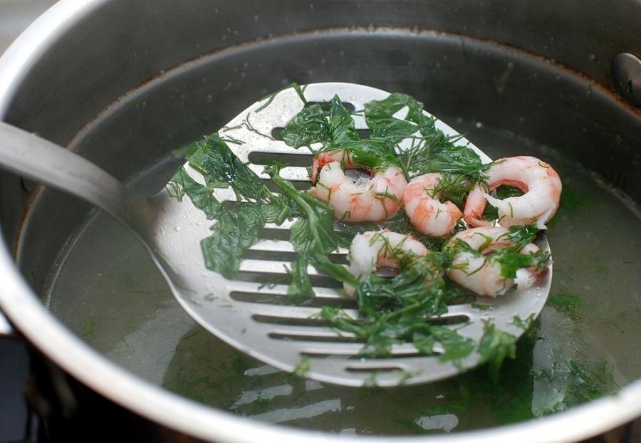 суп из морепродуктов 4