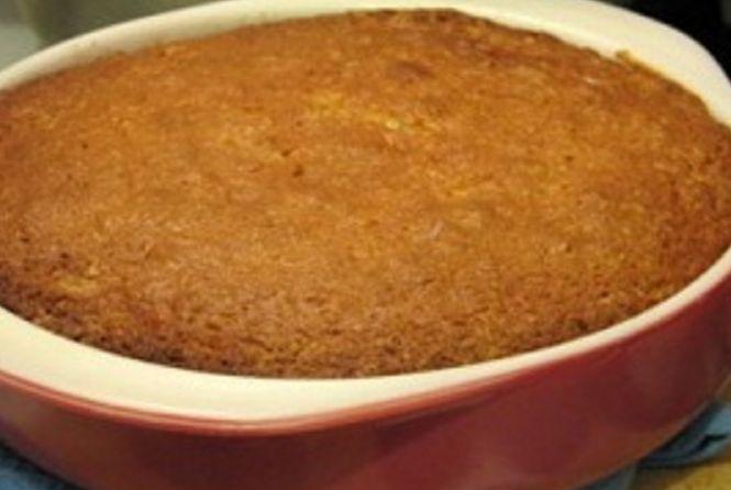пирог из сгущенки 4