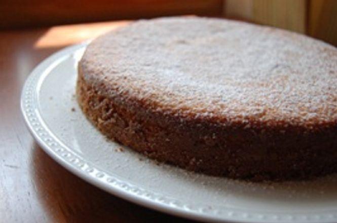 пирог из сгущенки 5