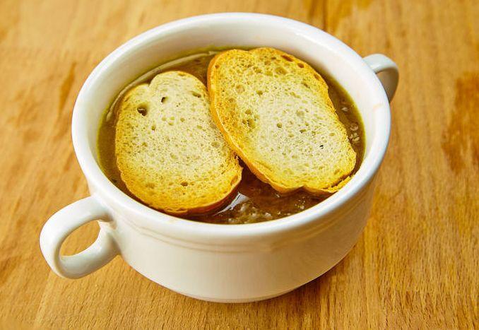 луковый суп 5
