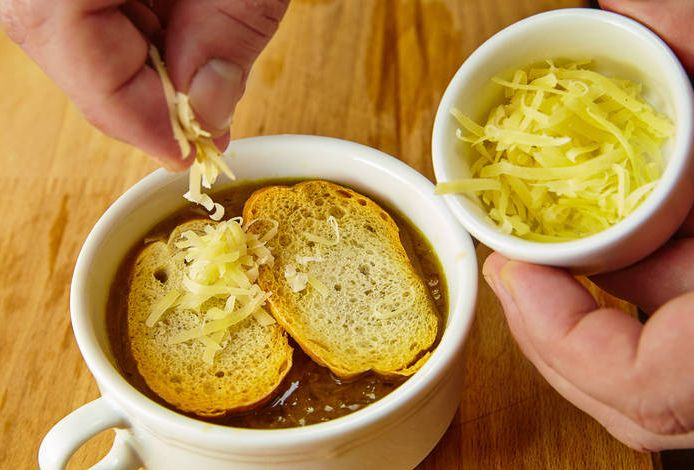 луковый суп 6