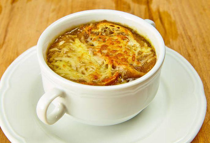 луковый суп 7