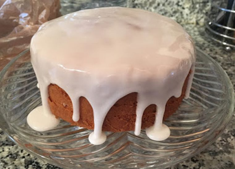 Белая глазурь для кекса рецепт с фото