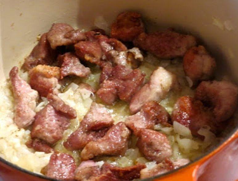 рагу из свинины 5