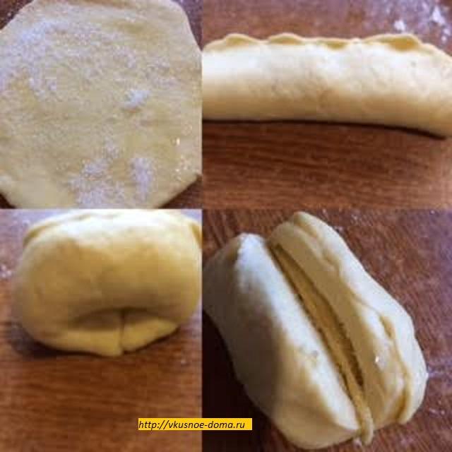 Как сделать дрожжевое тесто для булочек с сахаром рецепт