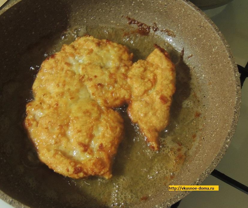 Как сделать отбивные из куриного