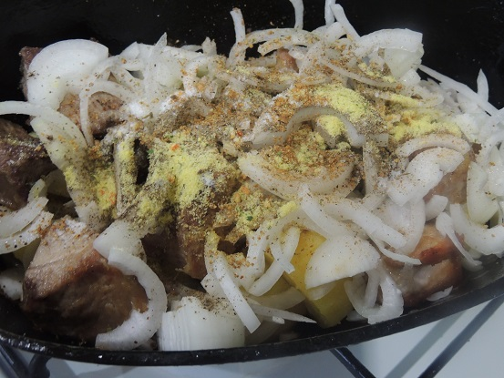 kartofel po-sibirski